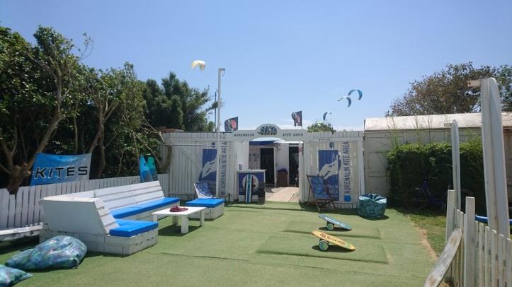 Adrenalin escuela de kitesurfing en Tarifa