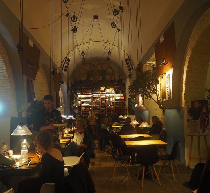 Bar Restaurante El Francés Silos en Tarifa