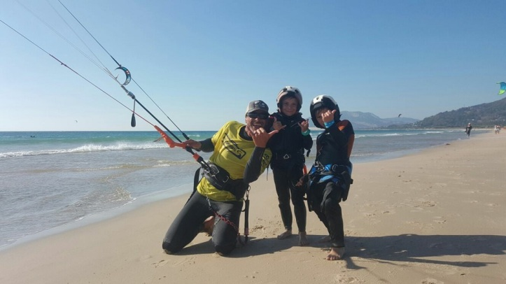 Classes de kitesurf