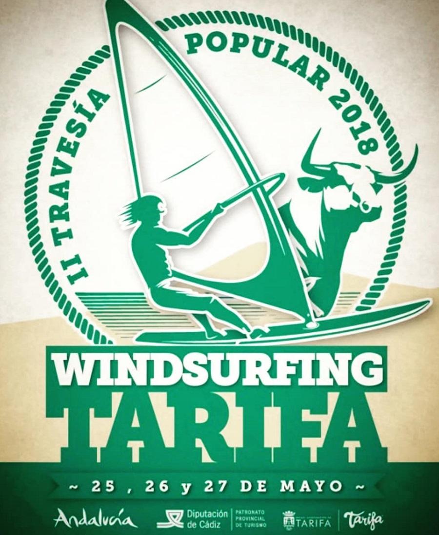 II Travesía Popular Windsurfing Tarifa