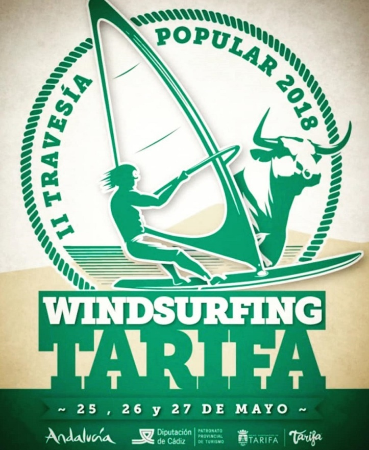 II Travesía Popular Windsurfing Tarifa