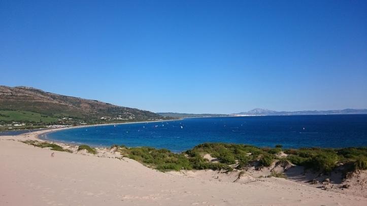 La bahía de Valdevaqueros