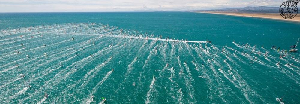Le Defi Windsurfing Crossing