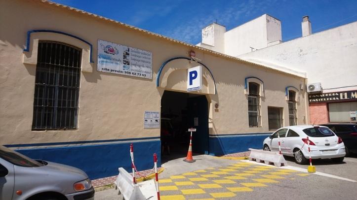 San Sebastian Aparcamiento Cubierto y Vigilado en Tarifa