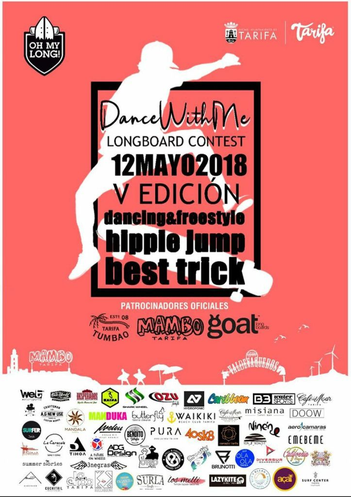 V Longboard contest de Oh My Long