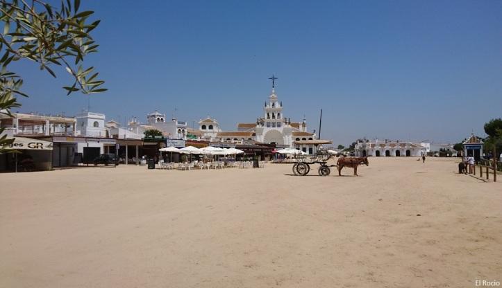 El Rocio, Almonte, Huelva, Andalucia