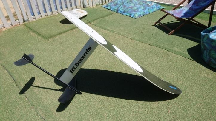 Kite Foilsurfing Board