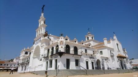 La ermita El Rocio