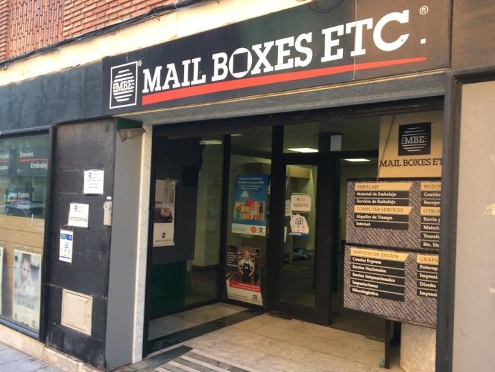 Mailboxes Algeciras