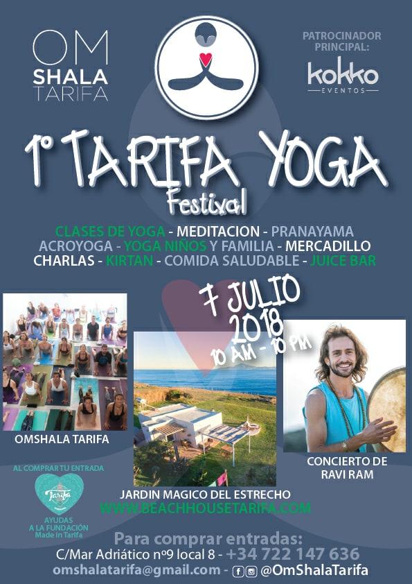 Tarifa Yoga Festival