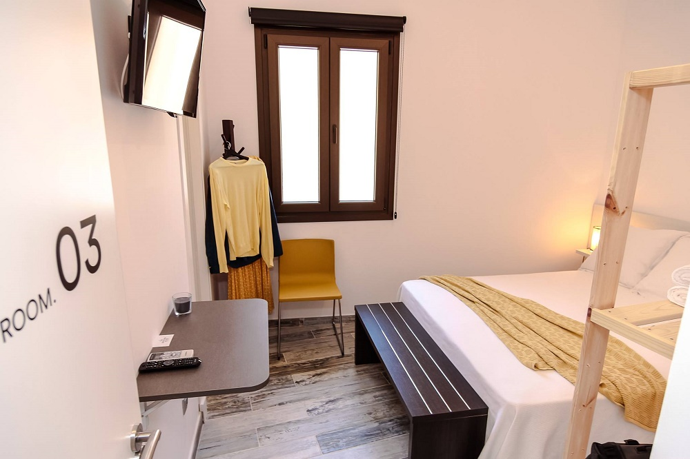 The 8 rooms house en Tarifa