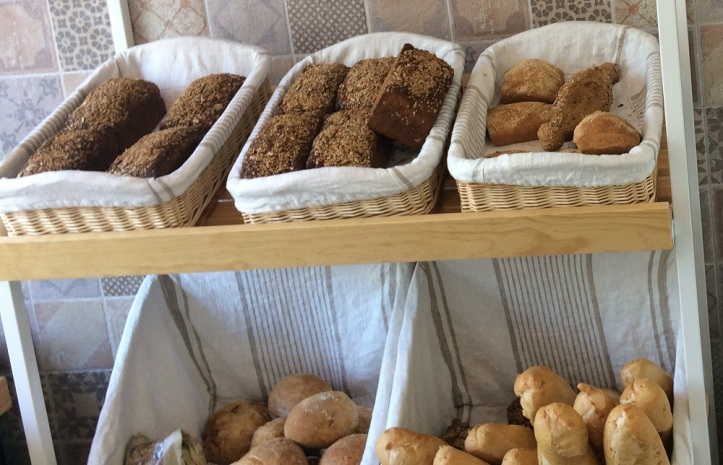 Pan sin gluten en venta en Tarifa