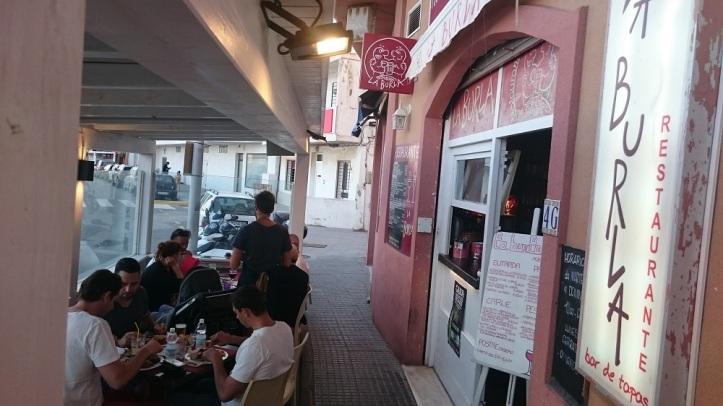 Restaurante Bar de Tapas La Burla