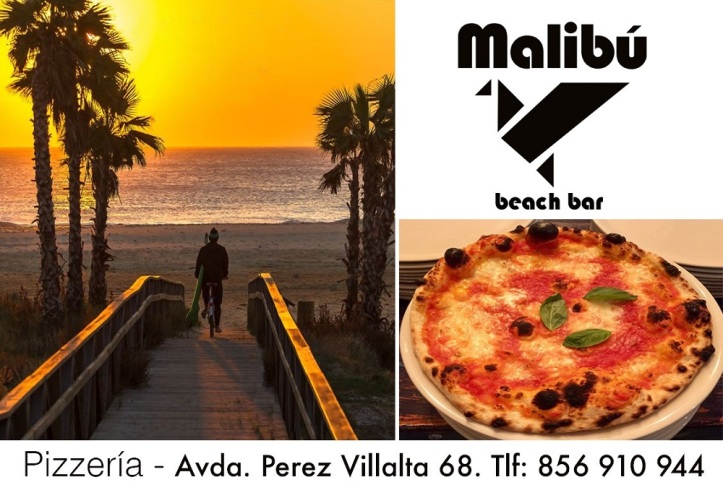 Malibu entrance