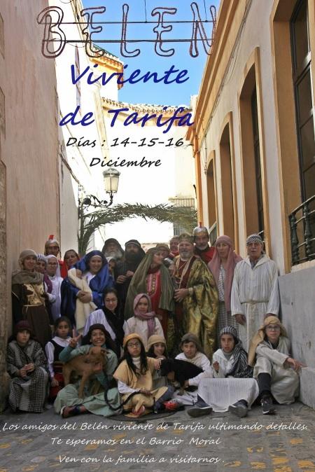 Belén Viviente en Tarifa 2018