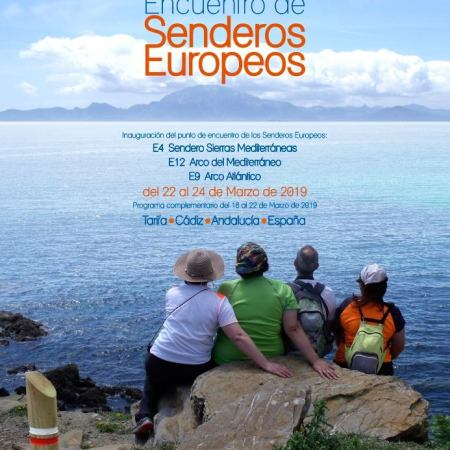 Encuentro Senderos Europeos Tarifa