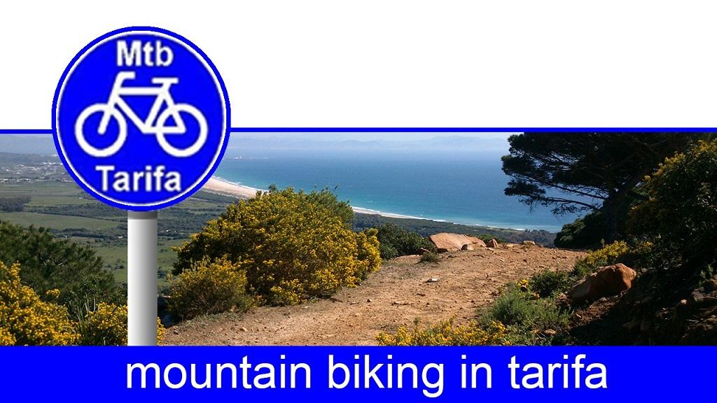 Rutas en bicicleta de montaña en Tarifa www.mtbtarifa.com