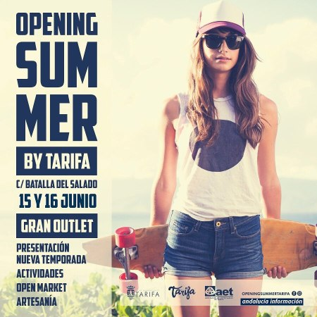 Opening Summer Junio Tarifa