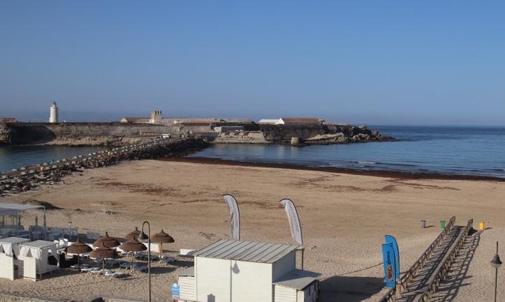 Balneario, Playa de los Lances, Tarifa