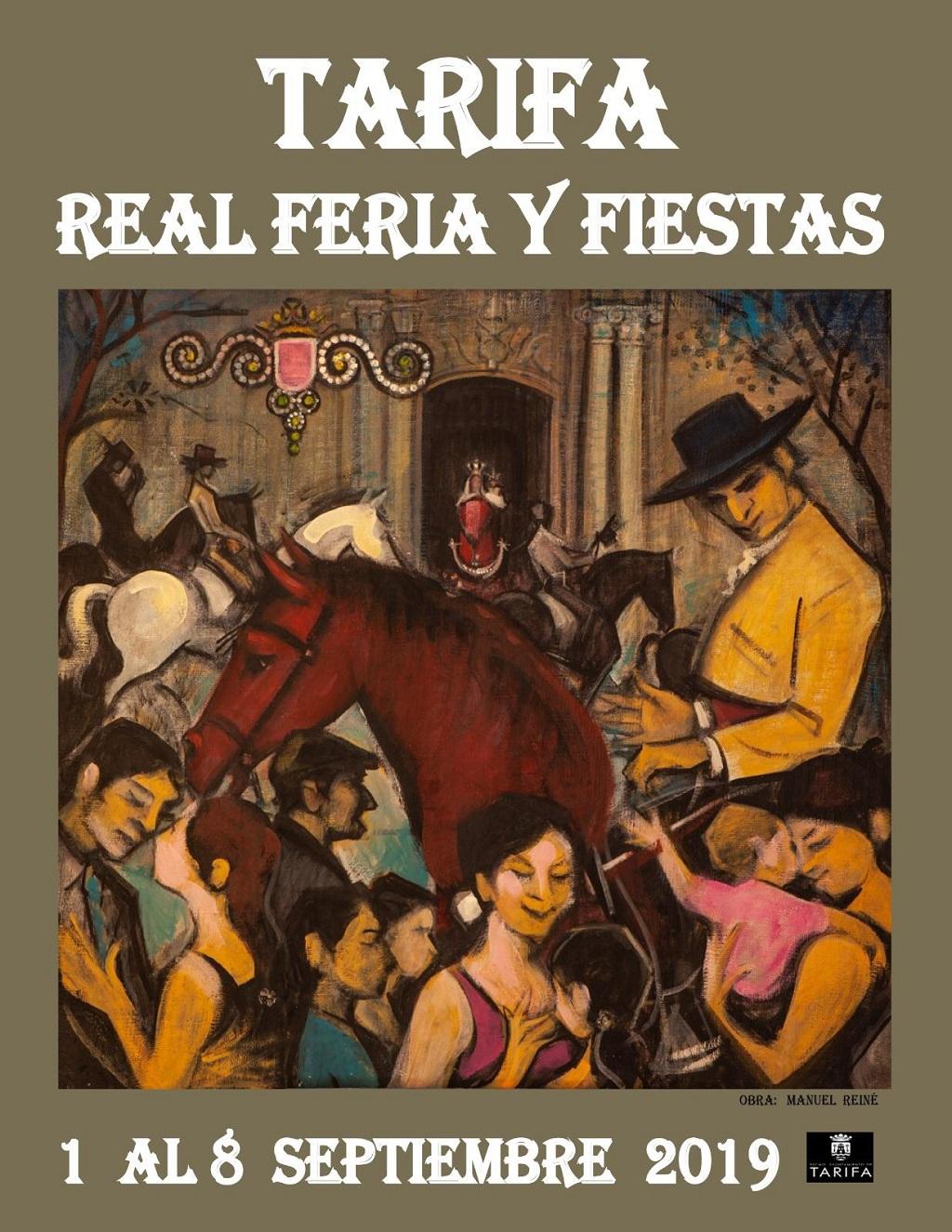 Real Feria y Fiestas 2019 Tarifa
