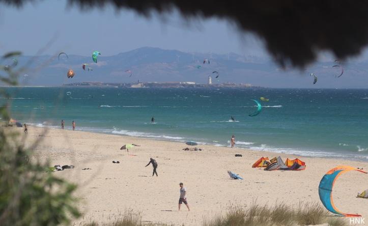 Playas de Tarifa foto Hnk