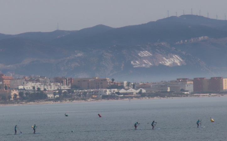 stand up paddle surfing tarifa