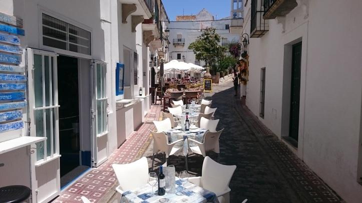 La Gastronomía de Tarifa desde la costa del sol
