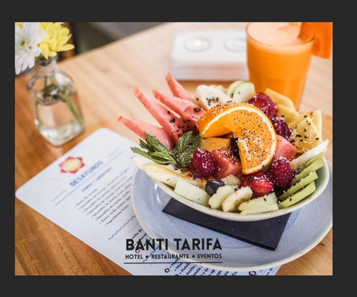 Banti Tarifa Restaurante