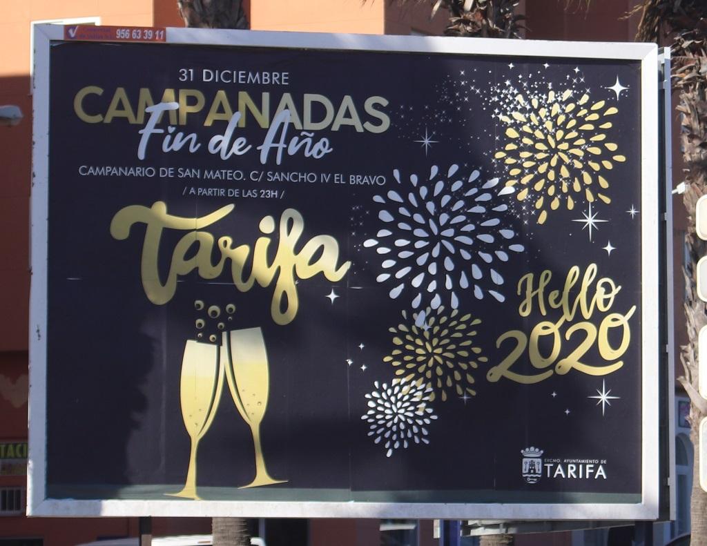 Hello 2020 en Tarifa