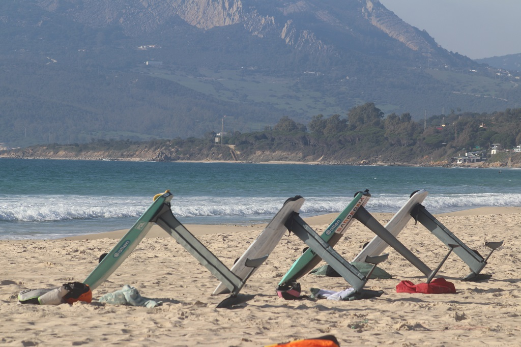 kite foil race boards en Tarifa
