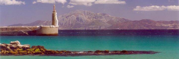 Playa chica Foto Rojas