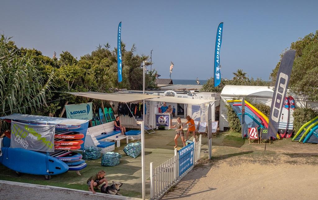 Escuela de kitesurf