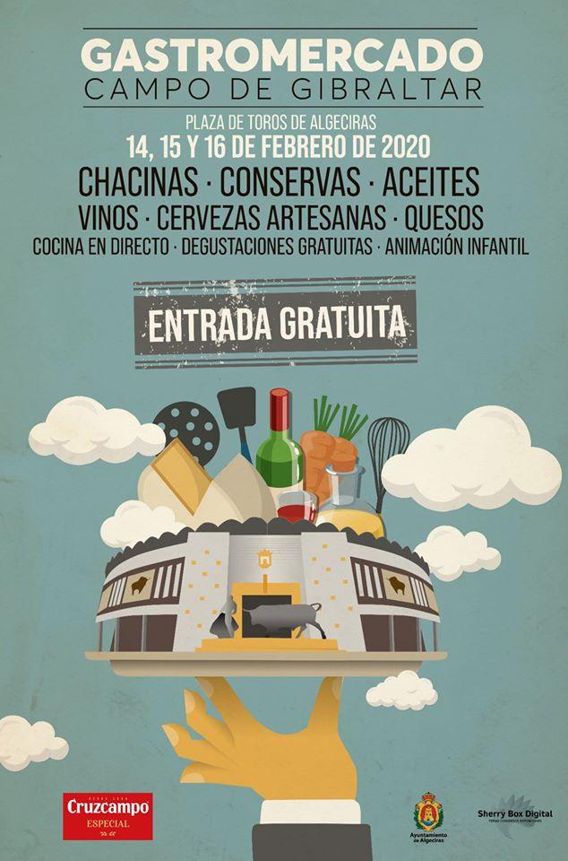 Gastromercado Campo De Gibraltar