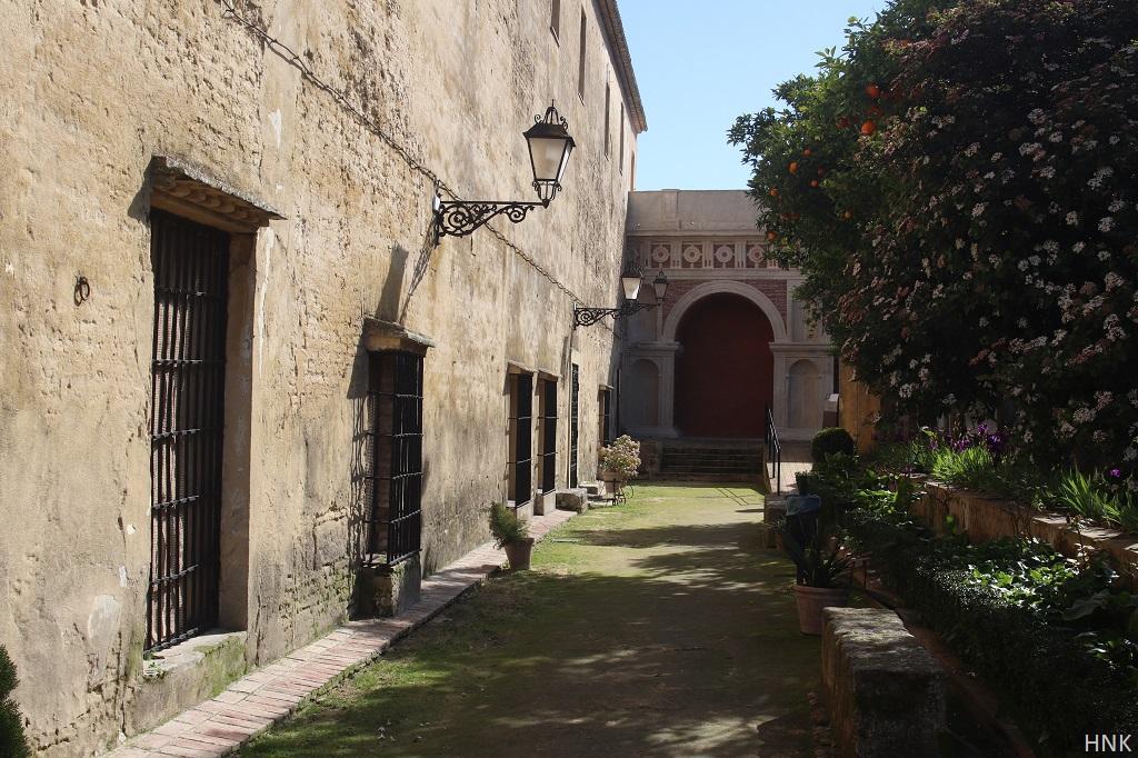 Jardin Palacio Bornos