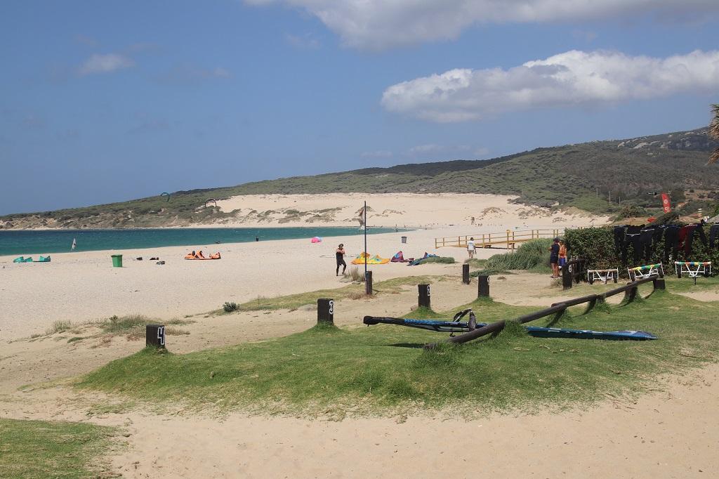 Localización Escuela de kitesurf
