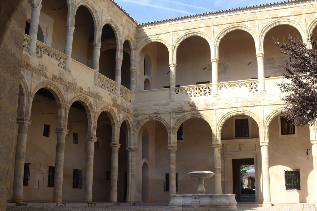 Palacio De Los Ribera en Bornos Andalucia Photo HNK