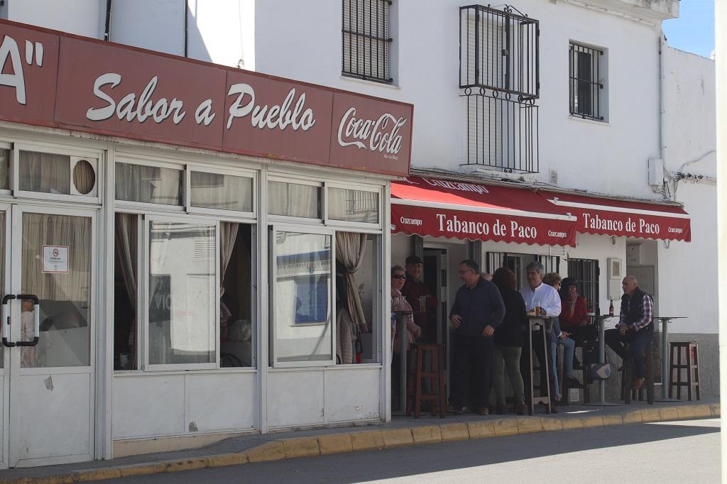 Sabor Al Pueblo y Bar Tabanco de Paco, Bornos