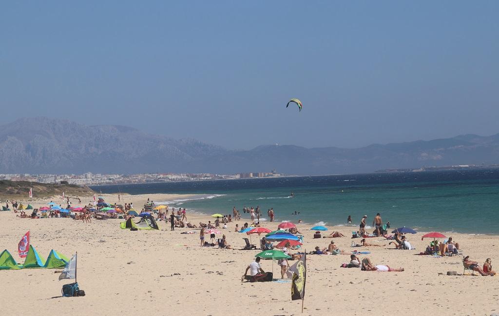 La Playas de Tarifa Destino de Kitesurf