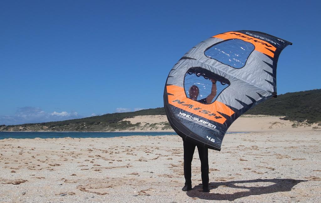 s25 naish wing-surfer