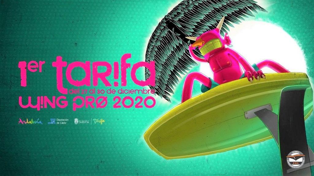 1 WING FOIL PRO TARIFA 2020